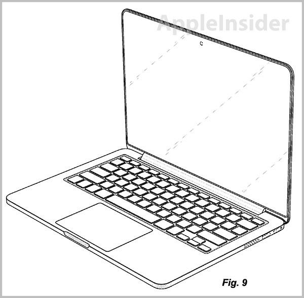 Apple Wins Design Rights To Macbook Pro With Retina Display