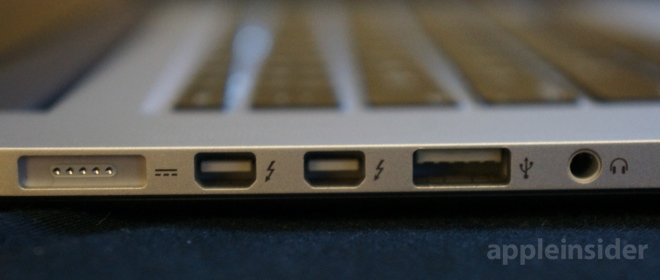 Image Gallery Macbook Pro Charger Port