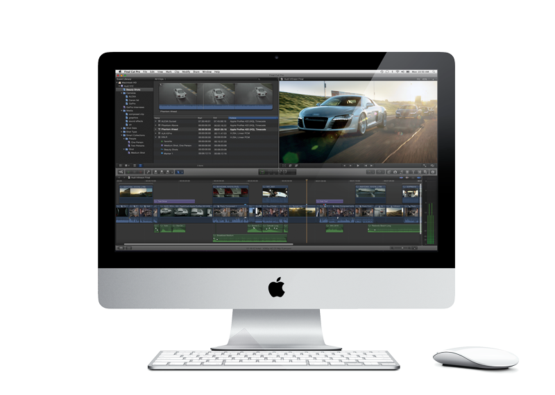 Apple recommends yet unreleased OS X 10.6.8 for Final Cut