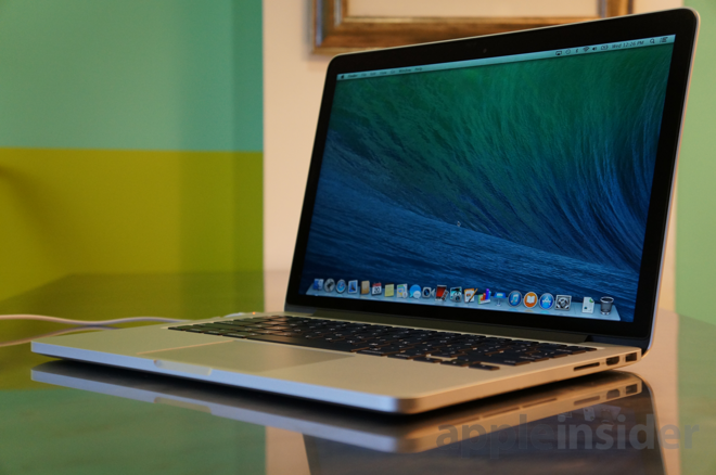 Apple MacBook Pro Retina Display (13-Inch, 2014) Review