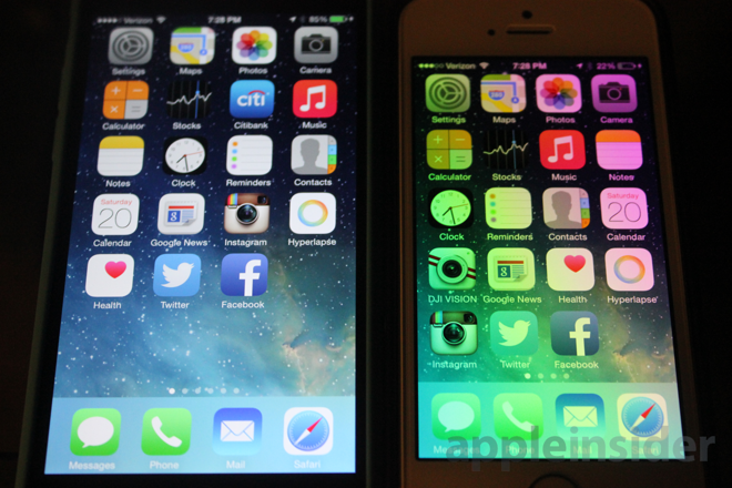iPhone 6 polarizer