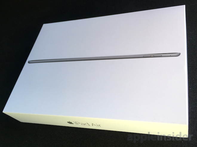 Unboxing Apple's new iPad Air 2, with Smart Case & Smart Cover