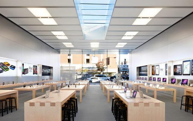 Apple obchody se změní, aby lépe prezentovaly Apple Watch