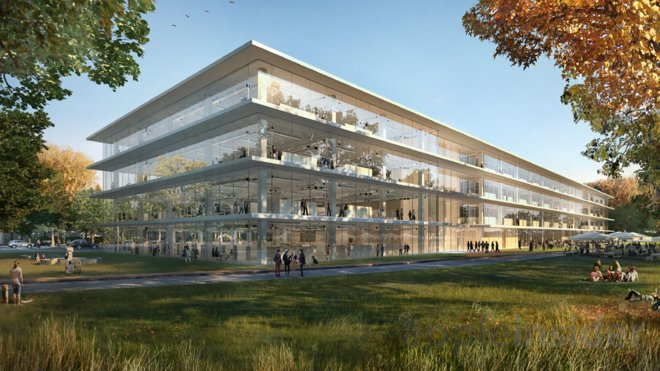 apple campus 2 phase 2 apple new office design