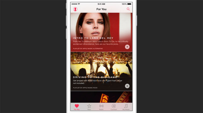 how to make a radio station apple music
