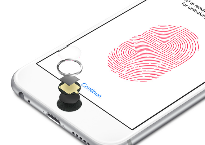 Home button on Apples waterproof iPhone 7 wont click
