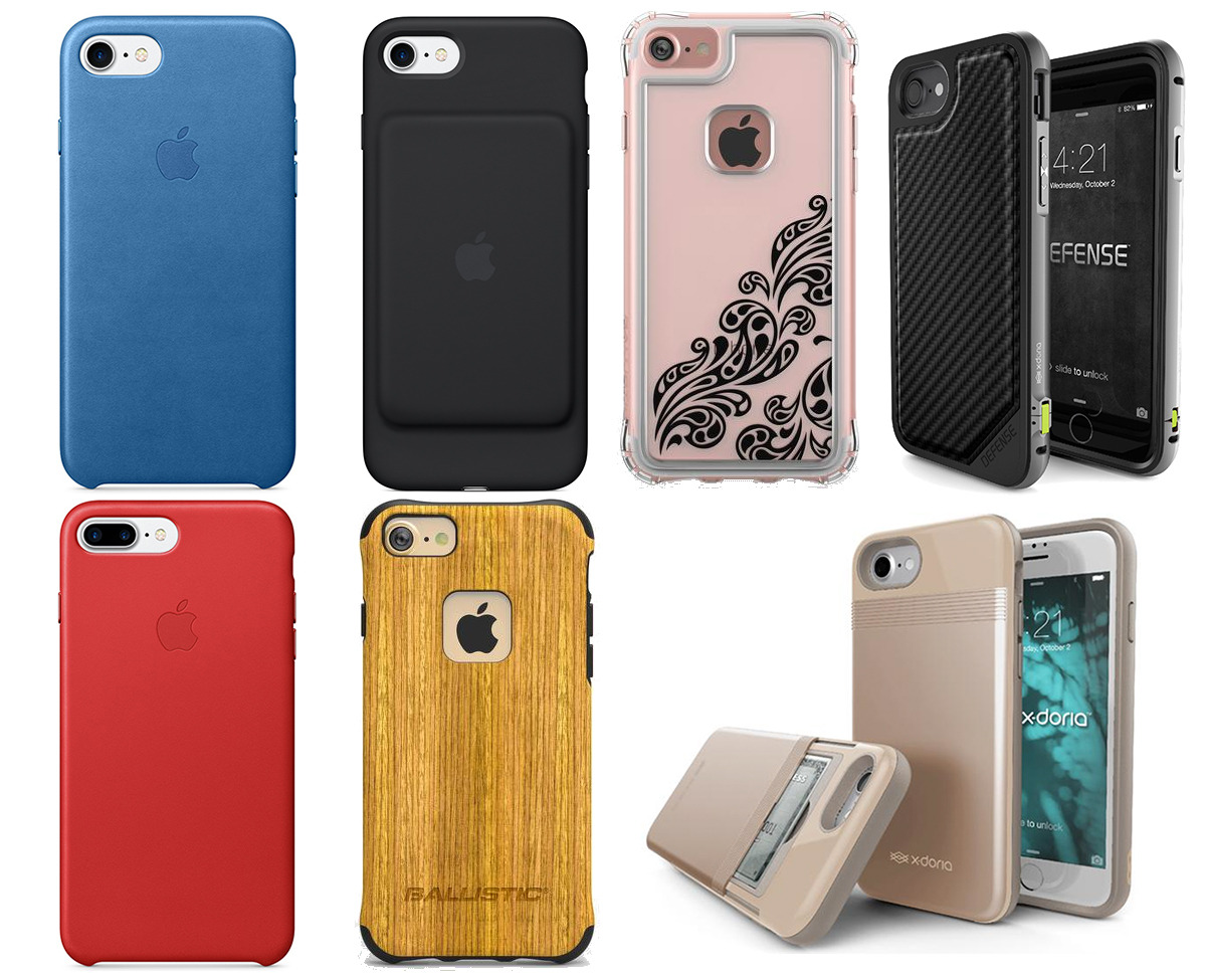 Roundup: The best cases you can buy for Apple's iPhone 7 and 7 Plus right now