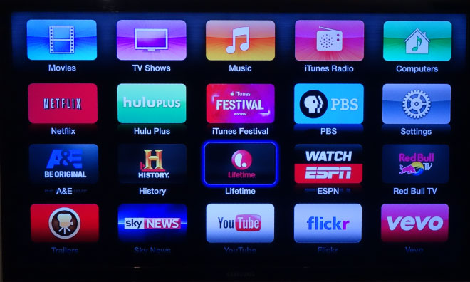 history a amp e and lifetime  works launch on apple tv