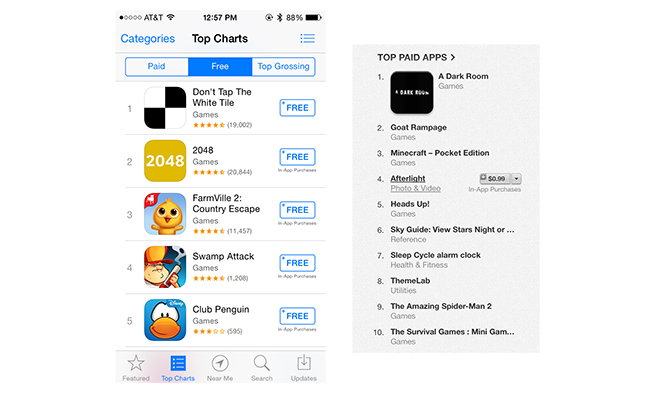 how to change to the us itunes store