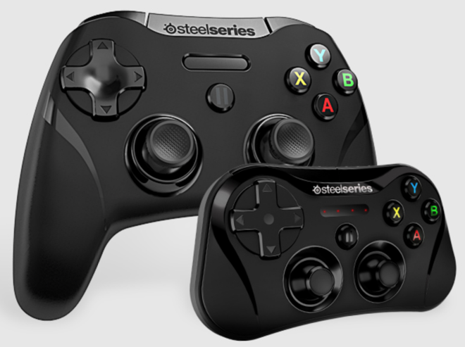 SteelSeries announces Stratus XL full-size game controller ...