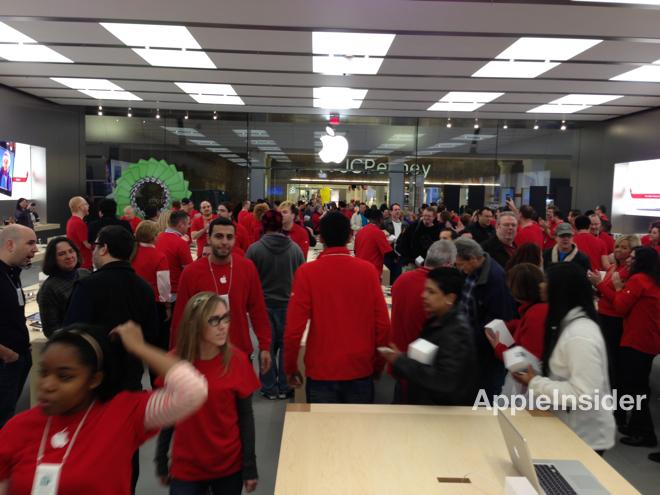 New apple stores opening in hong kong australia sweden nj stores renovated for Garden state plaza apple store