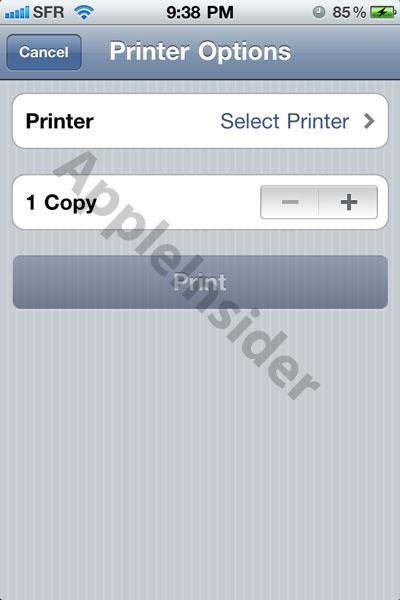 Airprint На Android