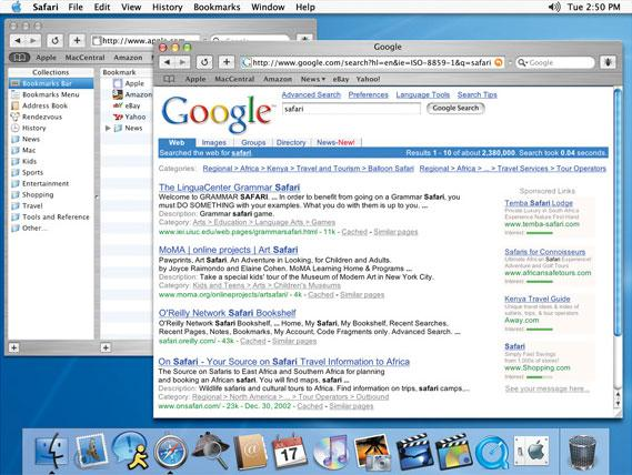 Apple's Safari browser turns 13 years old today