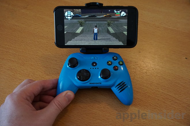 control ipad with iphone review mad catz micro c t r l i wireless controller 13863